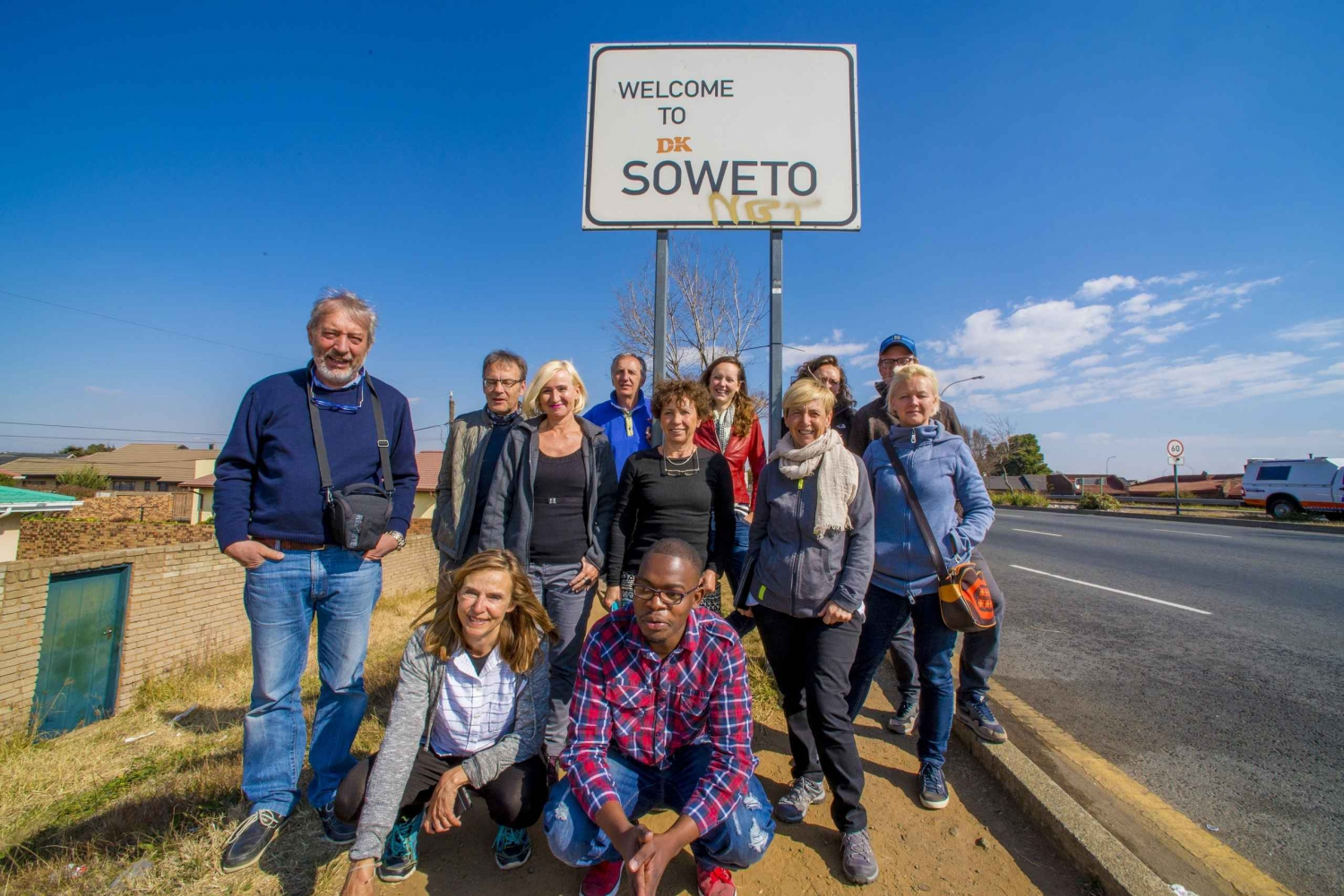 Soweto Apartheid & Township Tour with Lunch