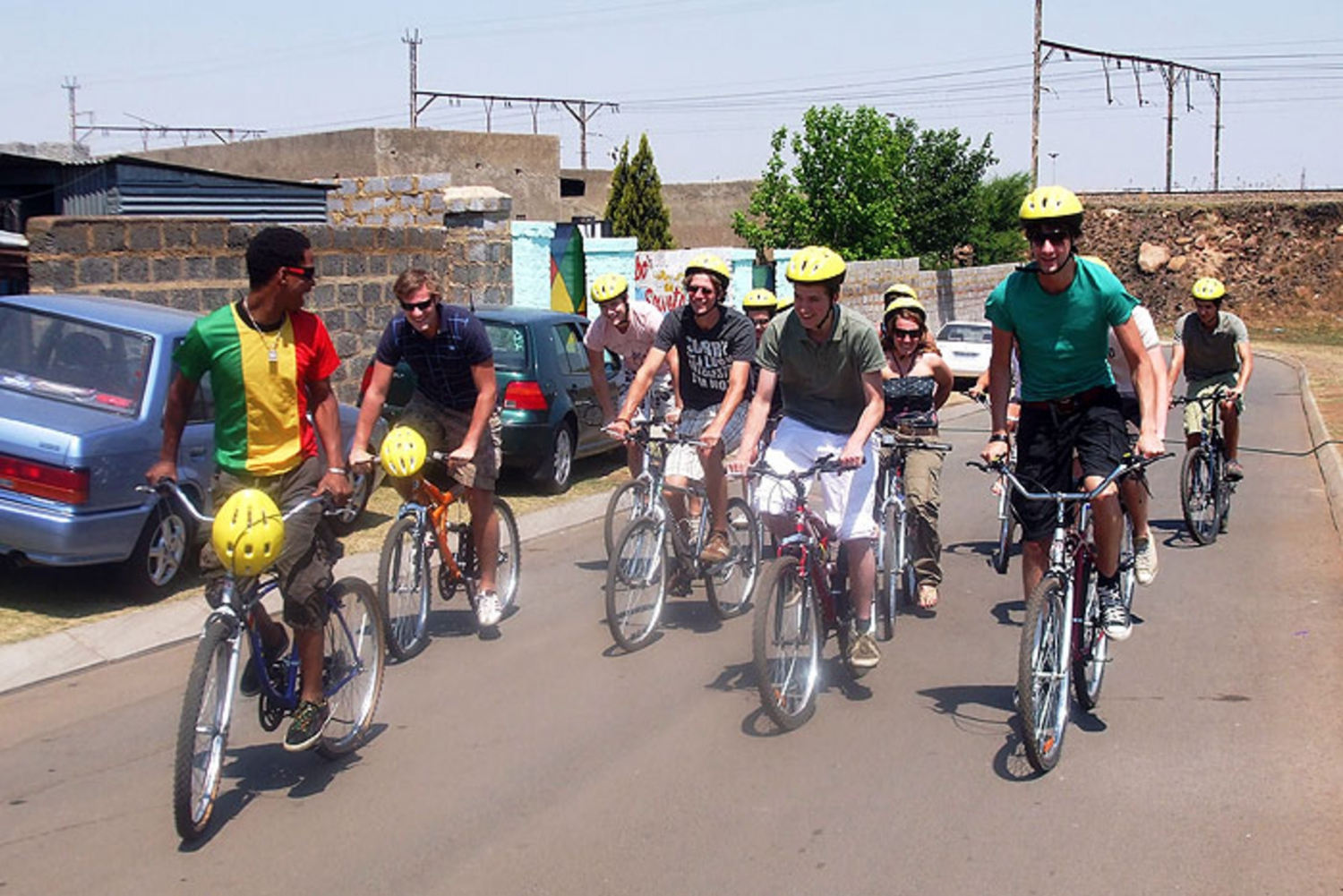 Soweto by Bike | Half-Day Johannesburg Cycle Tour