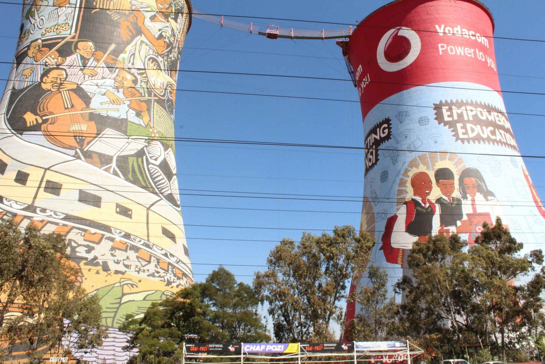 Soweto Tour with Lesedi Cultural Village
