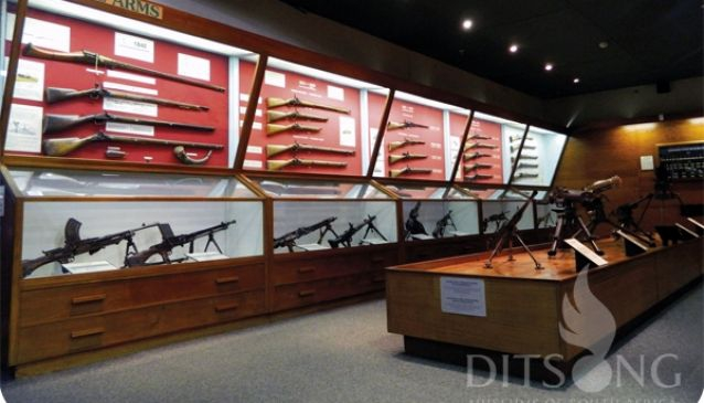 The Ditsong National Museum of Military History