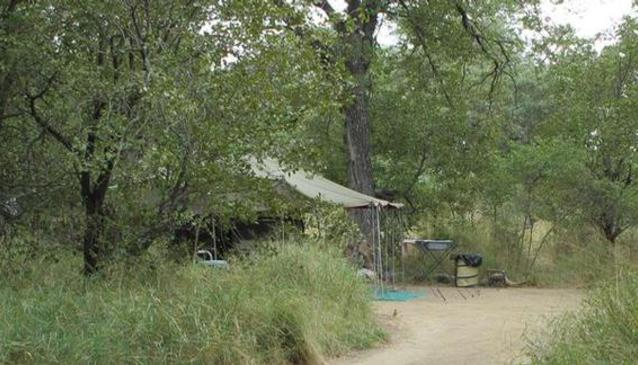 Tsendze Rustic Tented Camp