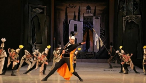 ABAI KAZAKH ACADEMIC OPERA AND BALLET THEATRE