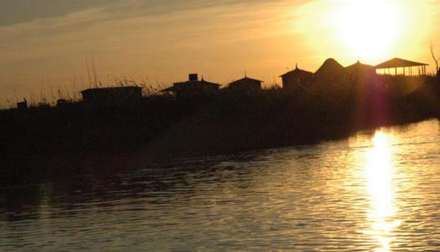 HUNTING AND FISHING BASE ZASASAI