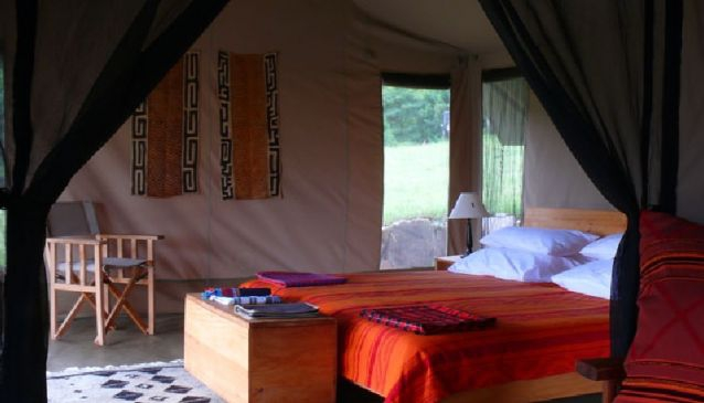 Enkewa Mara Camp