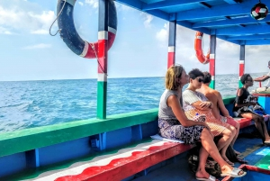From Mombasa: Watamu Marine Park & Sudi Island Excursion