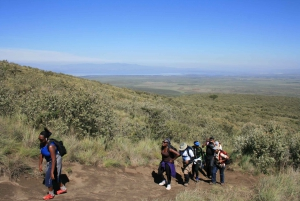 From Nairobi: Full-Day Hiking at Mount Longonot