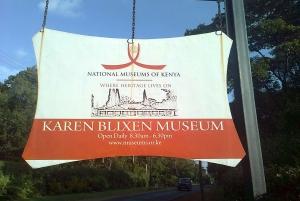 From Nairobi: Giraffe Center and Mbogani House