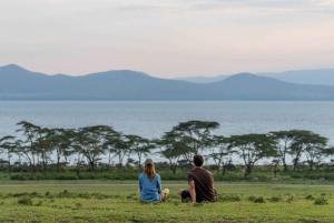 From Nairobi: Lake Naivasha & Crescent Island Walking Safari