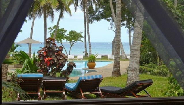 Galu Sea Lodge
