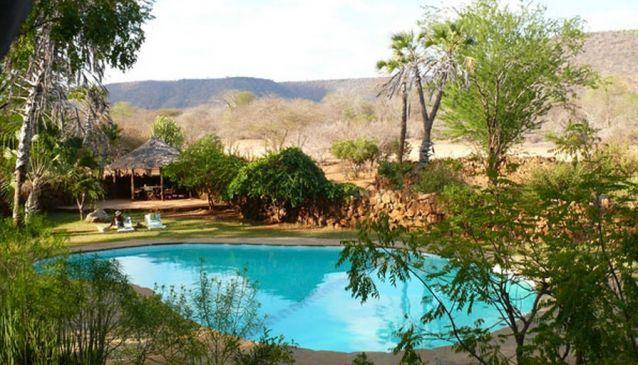 Kitaani Kya Ndundu (Tsavo Safari Camp)