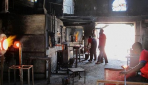 Kitengela Hot Glass Studios and Show Room