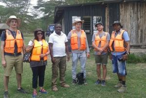 Lake Naivasha and Hell's Gate Park Day Tour From Nairobi