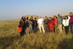 Maasai Mara: Hot Air Balloon Safari & Champagne Breakfast