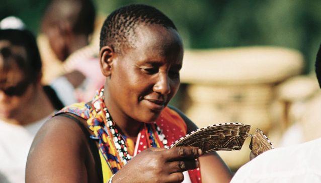 Maasai Market (Village Market)