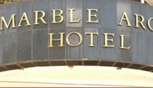 Marble Arch Hotel