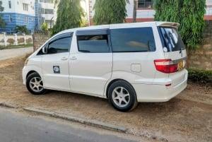 Mombasa Airport Private Transfer to Malindi