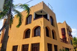 Mombasa: City Tour with Fort Jesus & Haller Park Entrance