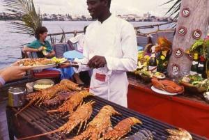 Mombasa: Tamarind Dinner Dhow Cruise