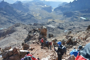 Mount 4-Day Climbing Experience from Nairobi