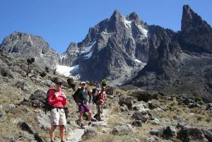 Mount Kenya: 4-Day Climbing Experience from Nairobi