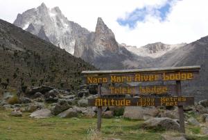 Mount Kenya: 5-Day Hike Via Chogoria Route