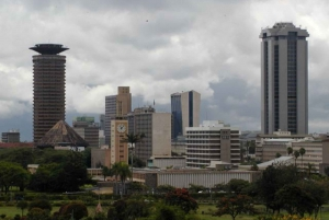 Nairobi City Orientation Guided Tour with Lunch at Carnivore