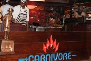 Nairobi: Lunch at Carnivore Experience