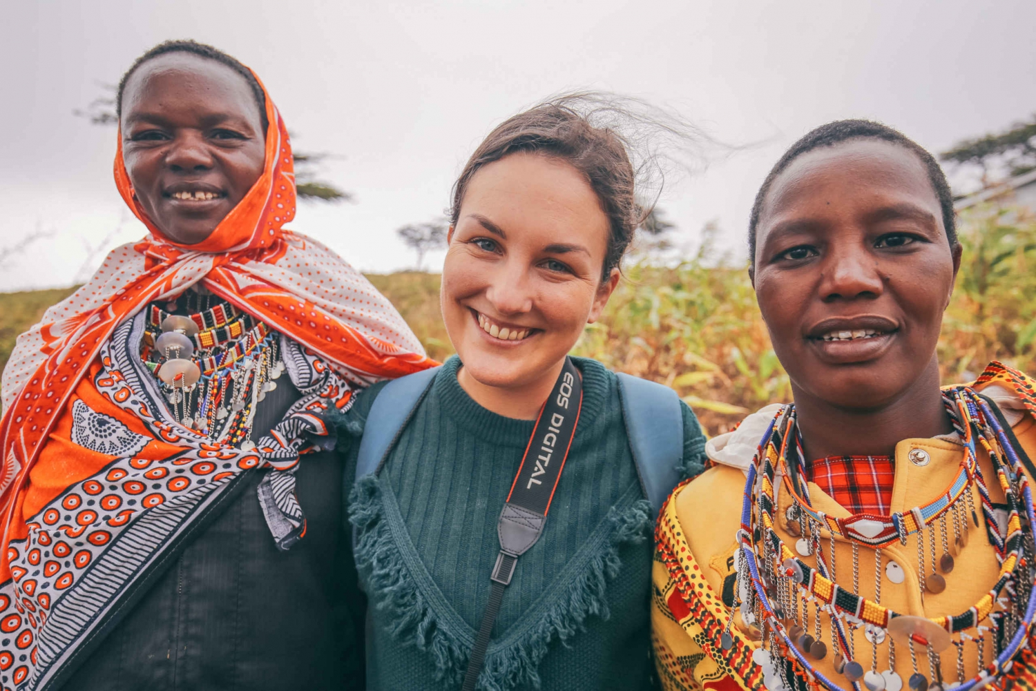 Nairobi: Masai Small Group Day Tour