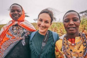 Nairobi: Masai Small Group Day Tour