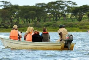 Nairobi: Nakuru National Park and Lake Naivasha Day Tour