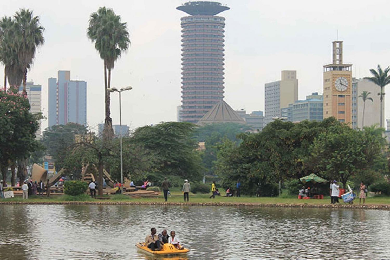 Nairobi: Private 4-Hour City Tour