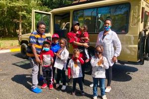 Nairobi: Private National Park Tour & Carnivore Experience