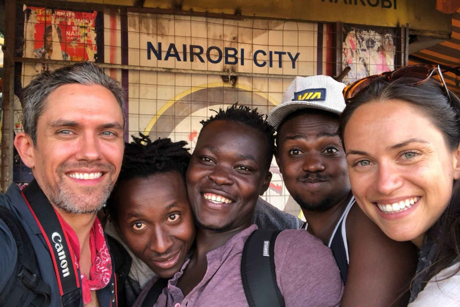 Nairobi Storytelling Tour with Former Street Kids
