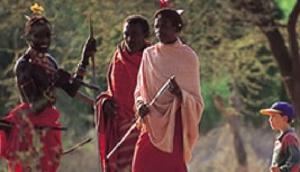 Origins - kids safari