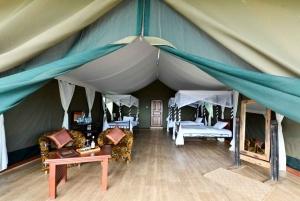 Overnight Private Safari To Masai Mara