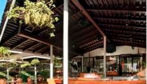 Pool Restaurant - Hilton Hotel