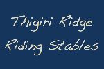 Thigiri Riding School