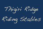 Thigiri Riding School