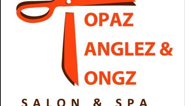 Topaz Tanglez and Tongz Salon Spa and Barbershop