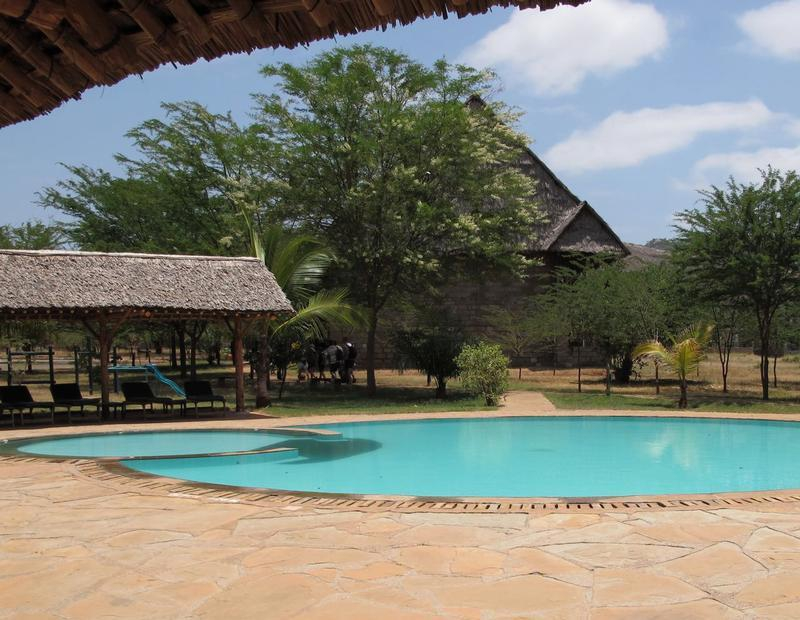 Voi Wildlife Lodge in Kenya | My Guide Kenya