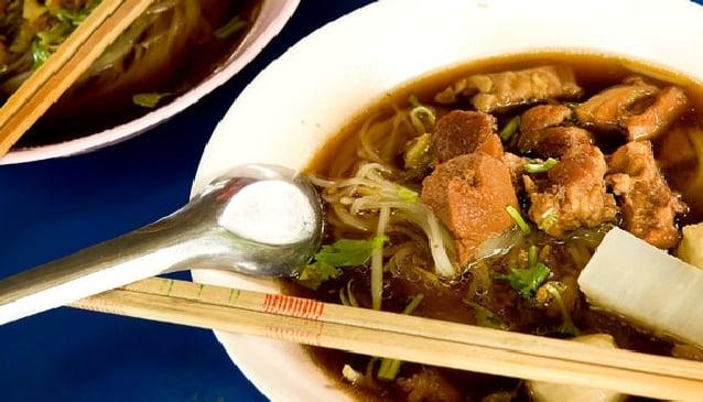Thai Street Food in Koh Samui