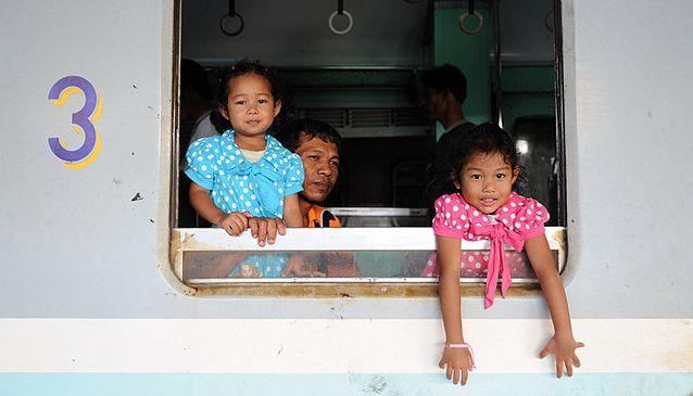 Thai Train Travel
