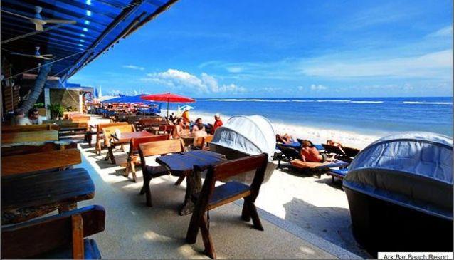 Ark Bar Beach Resort Koh Samui