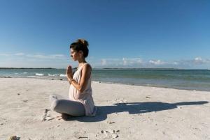 Beach Yoga Class & Full-Day Sightseeing Tour