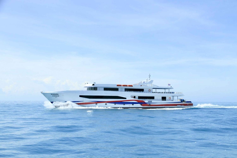 Boat Transfer to Bangkok from Samui, Koh Tao, Koh Phangan