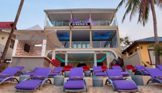 Dreamers Beach Club
