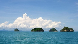 Five Islands - Long-tail Boat Tour