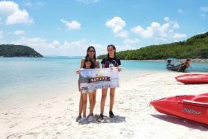 Ko Samui: Escape the Island Experience