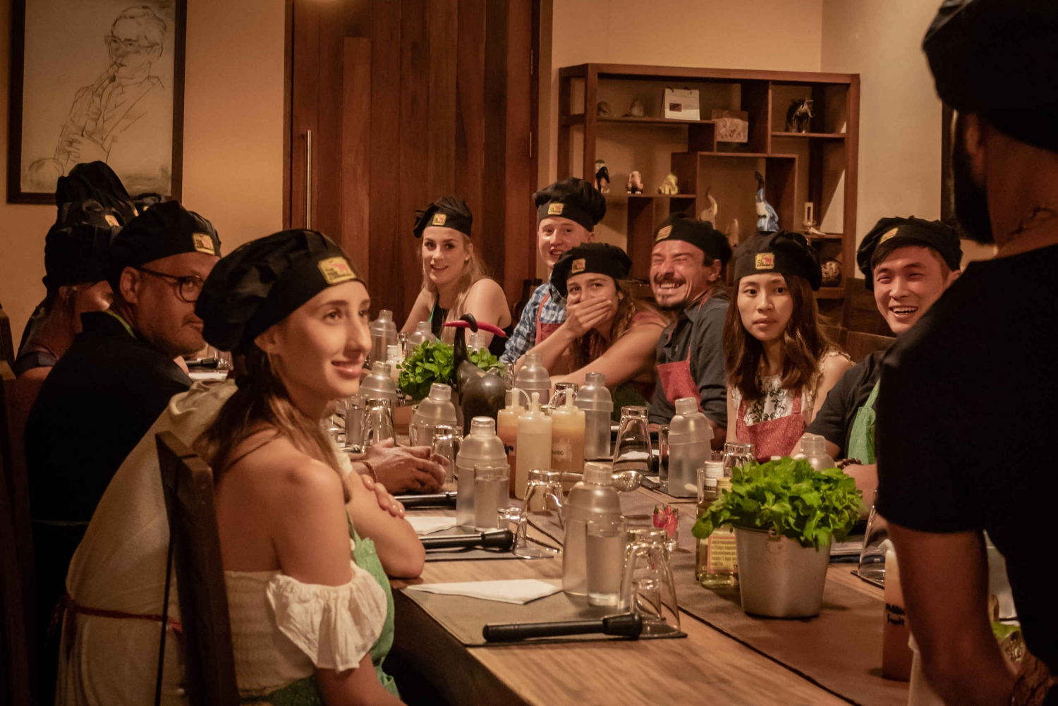Ko Samui: Professional Dinner Party and Gastronomic Tour