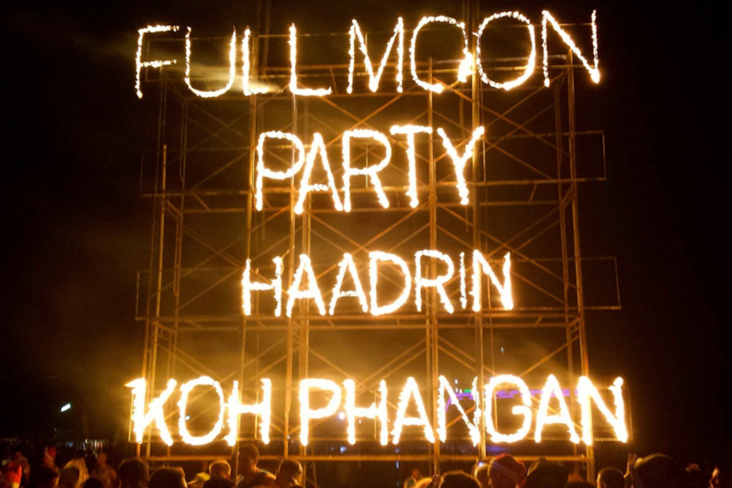 Koh Phangan Full Moon Party Bus and Boat Transfer